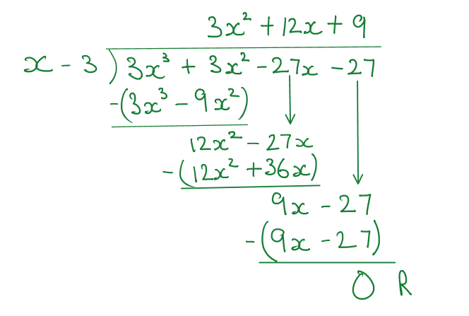 Cubic Polynomial Functions